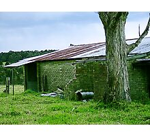 Country Property Photographic Print