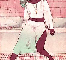 Nothing Like a Good Bath by Jasmin Garcia-Verdin