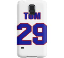 National baseball player Tom Kane jersey 29 Samsung Galaxy Case/Skin