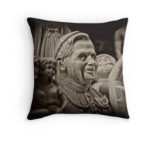 A real bargain Throw Pillow