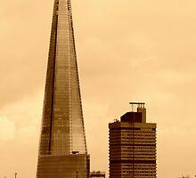 London's Shard by karina5