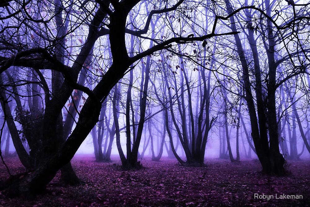 Purple rain by Robyn Lakeman