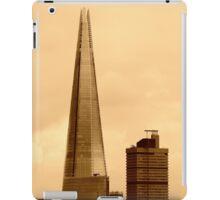 London's Shard iPad Case/Skin