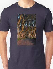 Dark Hedges Overbearing Unisex T-Shirt