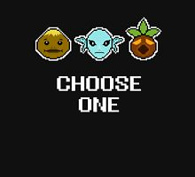 Choose One Mask Unisex T-Shirt