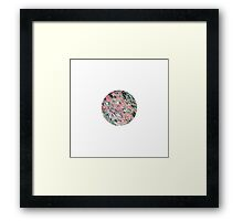 Thin section Framed Print