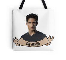 The Alpha. Tote Bag