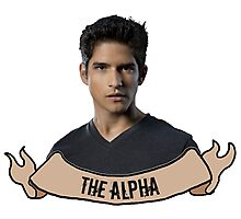 The Alpha. Photographic Print