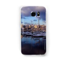 Fresh Snow In Bangor Samsung Galaxy Case/Skin