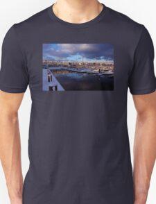Fresh Snow In Bangor T-Shirt