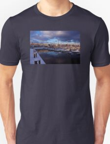 Fresh Snow In Bangor T-Shirt