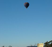 Country Ballooning  by Sharon Robertson