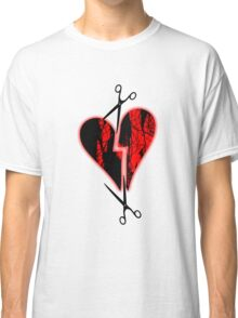 a broken heart Classic T-Shirt