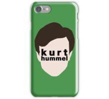 Kurt Hummel iPhone Case/Skin
