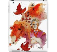 "I'm a leaf on the wind - Hoban ""Wash"" Washburne iPad Case/Skin"