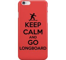 Longboard iPhone Case/Skin