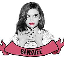 Banshee by xcelestite
