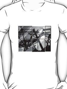 Roller coaster t-shirt T-Shirt