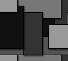 Blocks (Grey) by myself22889