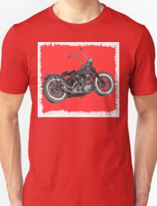 Red splash, Knuckle bobber Unisex T-Shirt