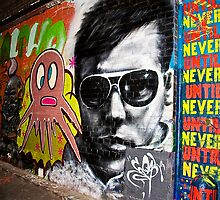 Hosier Lane,Melbourne-2007 by Rosina  Lamberti