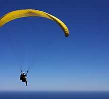 Paragliding by BlaizerB