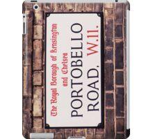 Portobello Road iPad Case/Skin