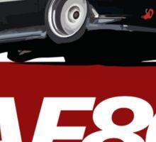 TOYOTA AE86 Sticker