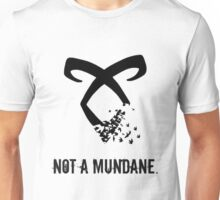 Shadowhunter. Unisex T-Shirt