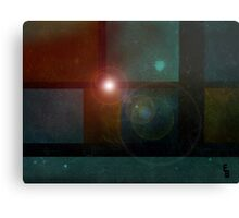 Destination Moon II Canvas Print