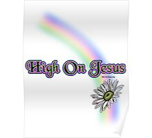 High On Jesus 2 Poster