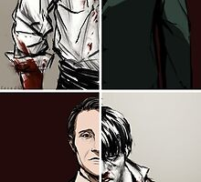 Hannibal - The Tables Are Turning by feredir