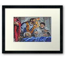 Veneration of St Mark Framed Print