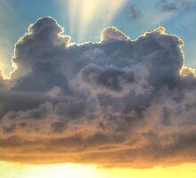 Celestial Rays by Shelley Neff