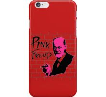 Pink Freud 2 iPhone Case/Skin