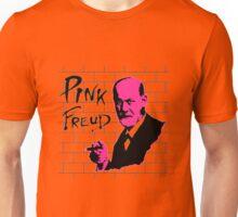 Pink Freud 2 Unisex T-Shirt