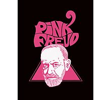 Pink Freud 3 Photographic Print