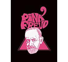 Pink Freud 3 Photographic Print