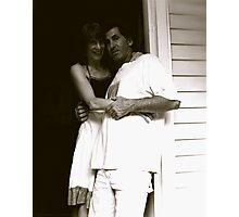 Love's Open Door Photographic Print