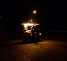 Night Cafe by TalBright