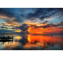 Paradise in the Keys Photographic Print