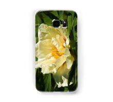 Yellow tree peony  Samsung Galaxy Case/Skin