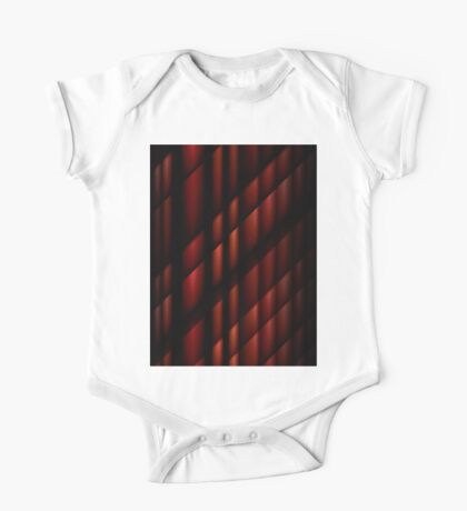 Abstract Colorful Background 2 One Piece - Short Sleeve