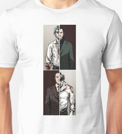Hannibal - The Tables Are Turning Unisex T-Shirt