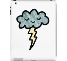 Thunder cloud iPad Case/Skin