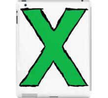 Ed Sheeran Multiply iPad Case/Skin