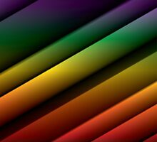 Abstract Colorful Background 4 by AnnArtshock