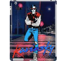Kavinsky Down Town iPad Case/Skin