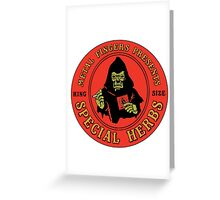 MF DOOM Special Herbs Tee Greeting Card