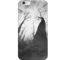 A look from the grave iPhone Case/Skin